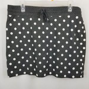 Banana Republic Factory Skirts - 3/$20 Banana Republic Polka dot Athleisure Skirt